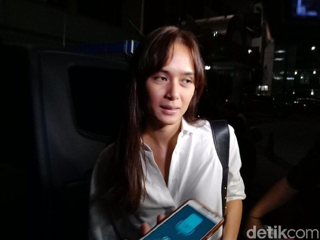Polisi Tes Urine Istri Fachri Albar, Hasilnya Negatif