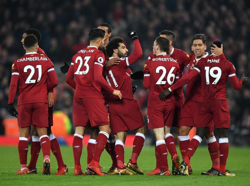 Liverpool, Tim Pertama di Eropa yang Lolos ke Liga Champions Musim Depan