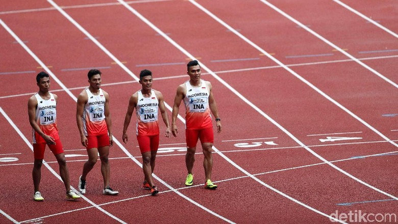 Tim Atletik Incar Medali di Kejuaraan Asia Junior