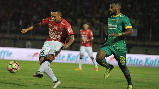 Bali United menjalani pertandingan kedua di Piala AFC dengan menghadapi kesebelasan Filipina, Global Cebu.