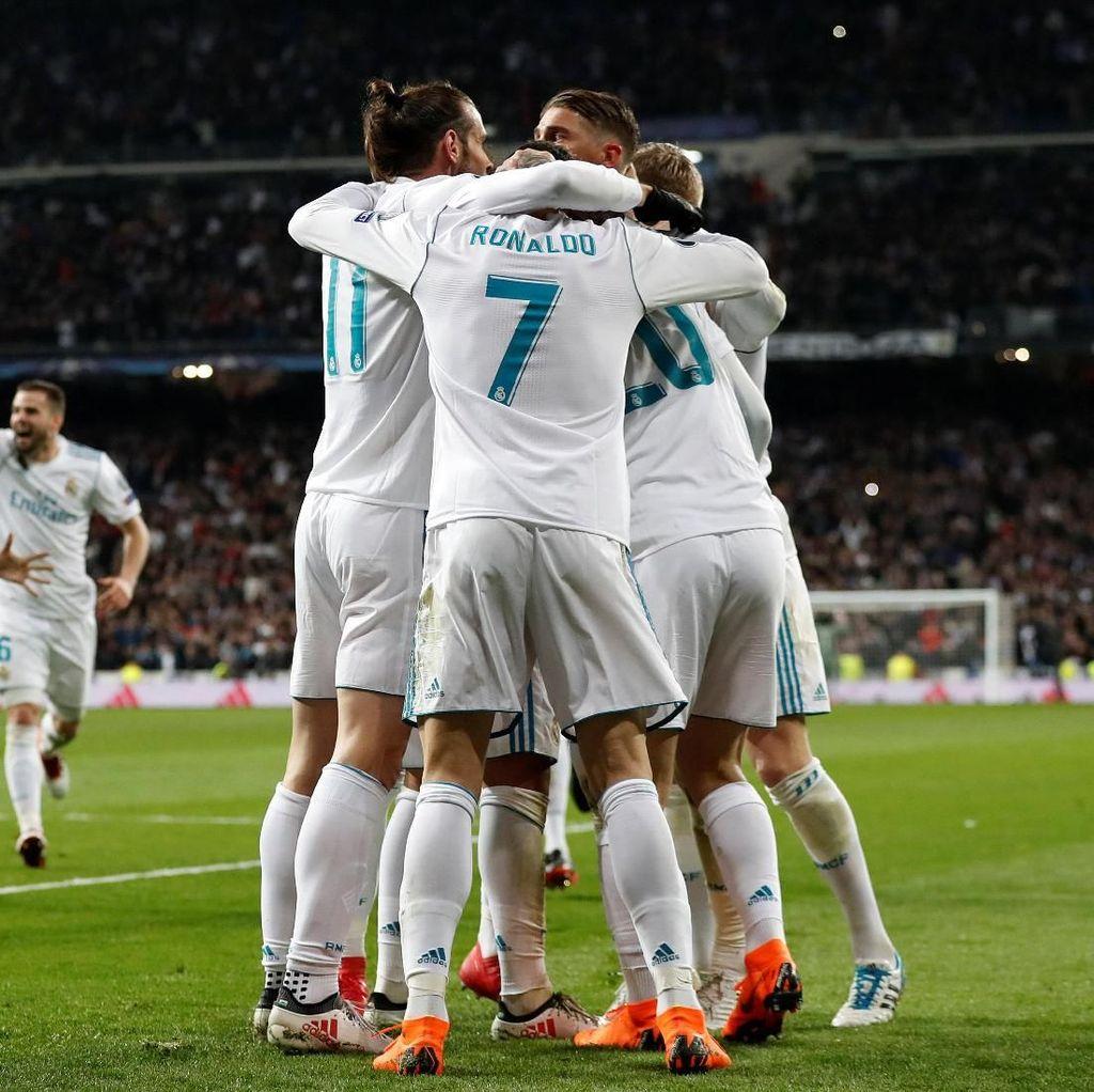 Tentang 250 Kemenangan Real Madrid Usai Kalahkan PSG
