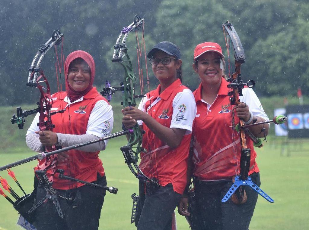 Dapat Pelajaran Berharga, Panahan Akan Kerja Ekstra Keras Hadapi Asian Games
