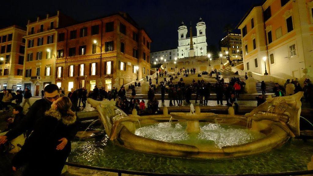 135 Anak Tangga Favorit Turis di Italia