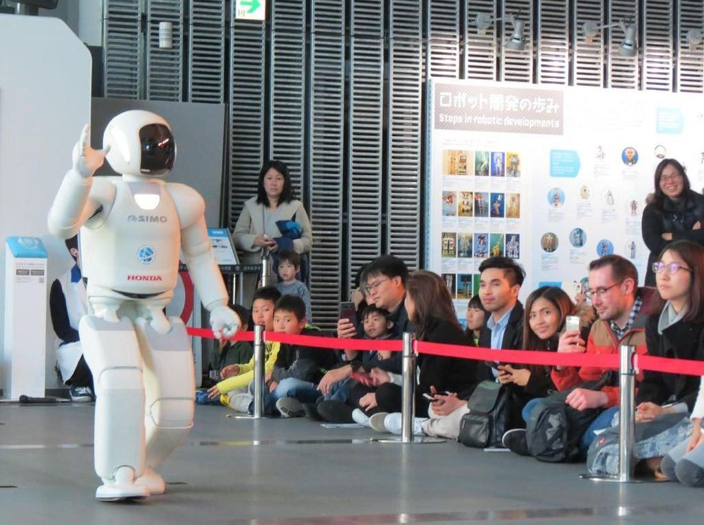 Punya Hak Sama di 2045, Robot Bisa Menikahi Manusia