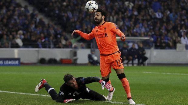 Mohamed Salah jadi mesin gol Liverpool musim ini.