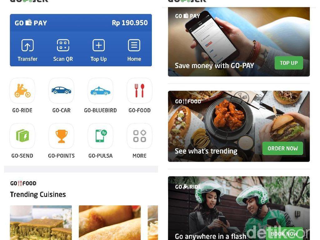 Aplikasi Go-Jek Sudah Bisa Diunduh di Singapura