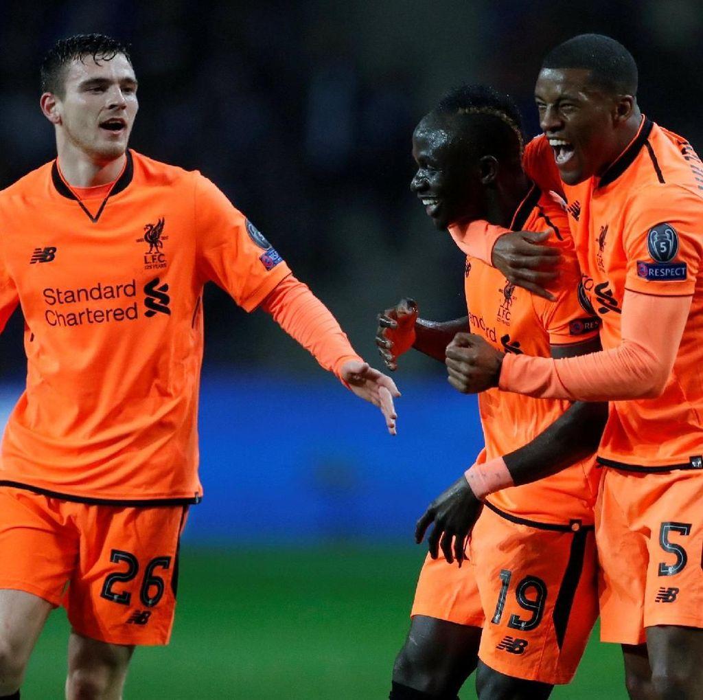 Misi Wijnaldum Masuk Buku Sejarah Liverpool dengan Trofi Liga Champions