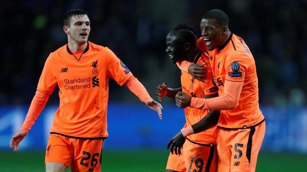 Wijnaldum Sudah Kepikiran Main di Final Liga Champions