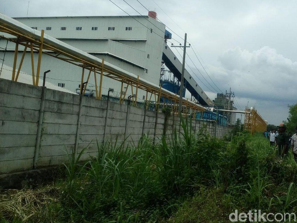 Klaim Tanah Dicaplok Pabrik, Puluhan Warga Tuntut Ganti Rugi
