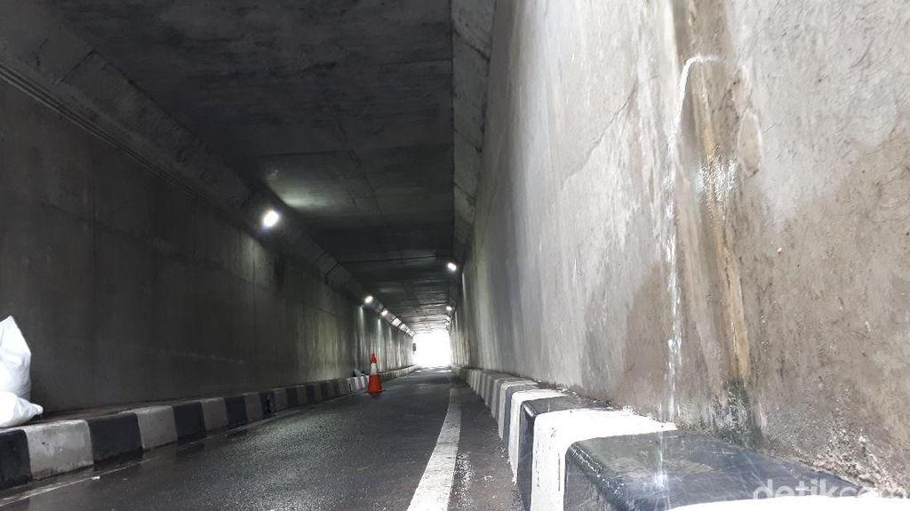 Hingga Tengah Malam, Underpass Motor Bandara Soetta Masih Ditutup