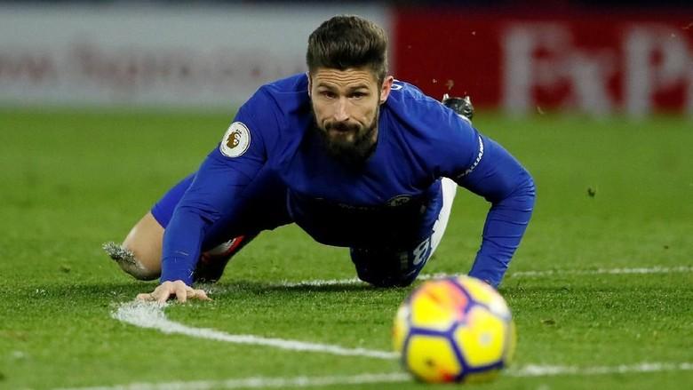 Giroud Butuh Tantangan Baru, Chelsea Jadi Jawabannya