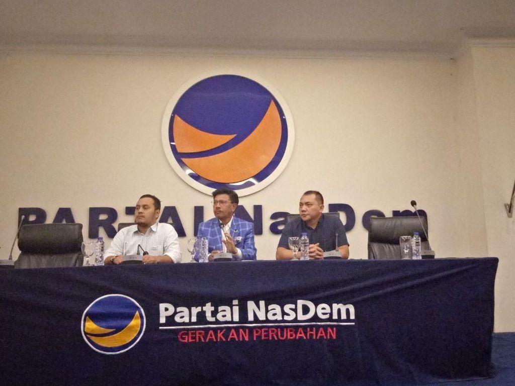 NasDem Minta Bupati Lampung Tengah yang Ditangkap KPK Kooperatif
