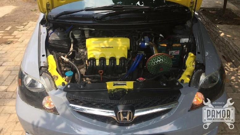 Honda City Bergaya JDM
