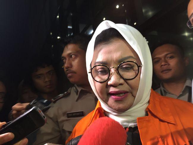 Bupati Subang Ditahan: Saya Tidak Tahu, Tiba-tiba Dijemput KPK