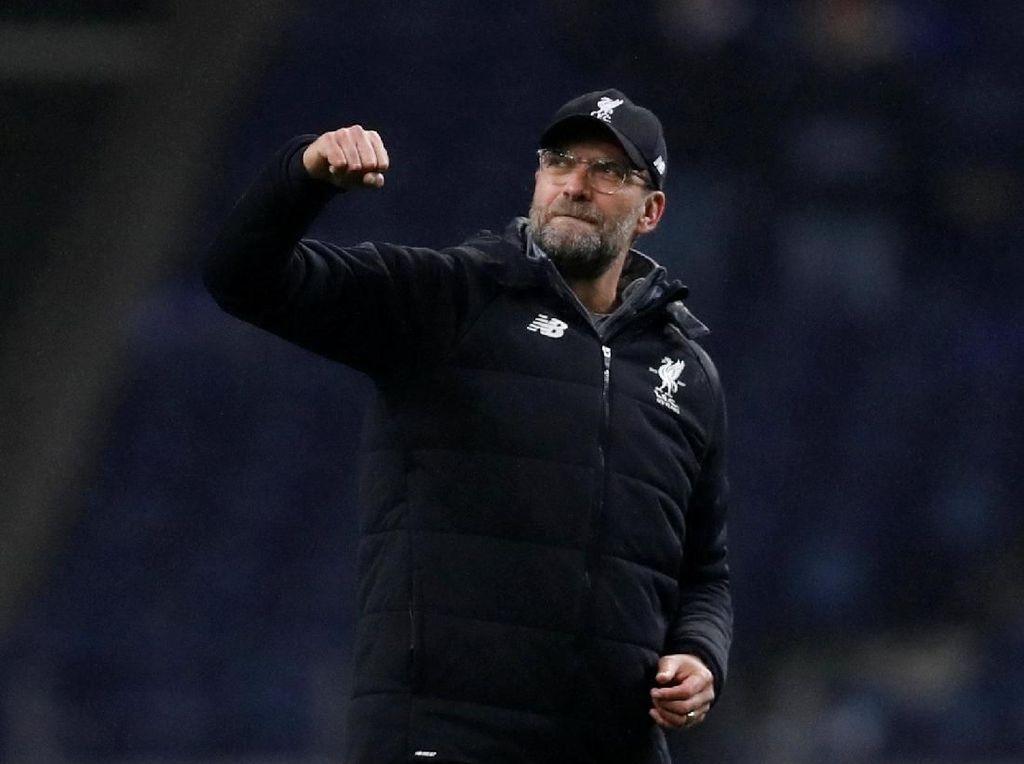 Klopp Pastikan Liverpool Akan Tetap Tampil 100% di Anfield