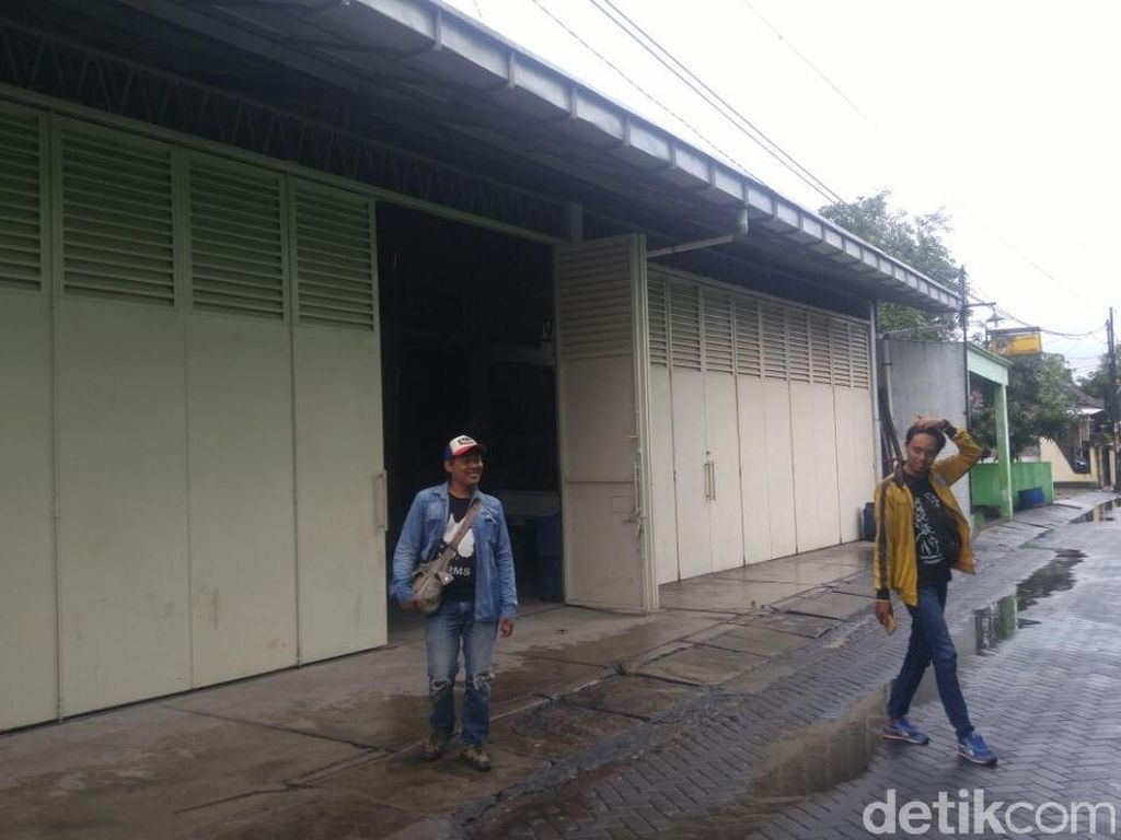 Begini Suasana Terkini Rumah Meditasi yang Digrebeg Polisi di Semarang