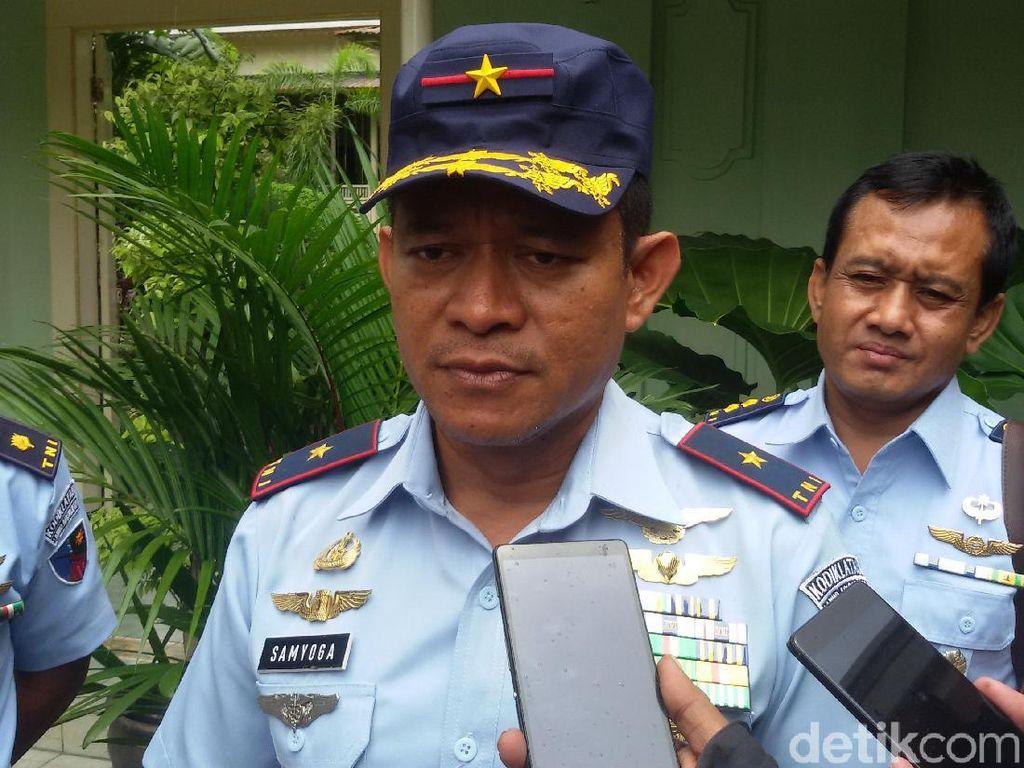 TNI AU Tepis Suara Antonov: Cuma Superman Bisa Dengar Pesawat