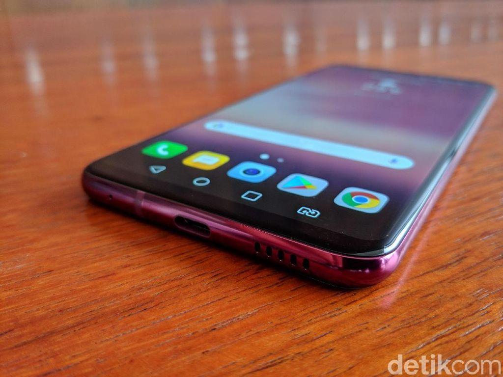Ponsel LG V40 Usung Lima Kamera?