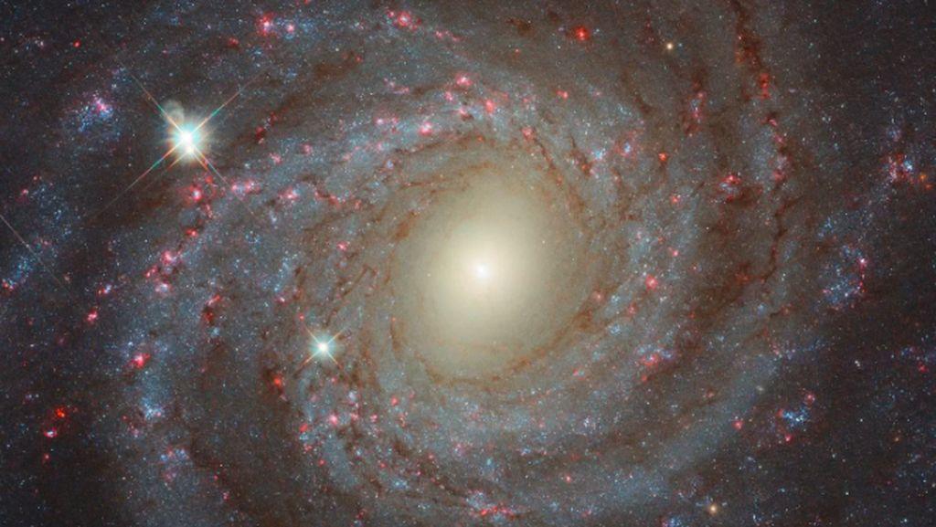 Ditemukan Galaksi Baru Menakjubkan, Tetangga Bima Sakti