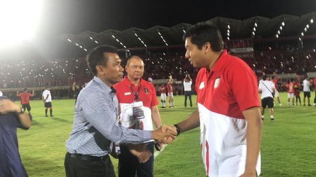 'Persija Jumpa Bali United, Semoga Final Lebih Seru dan Meriah'