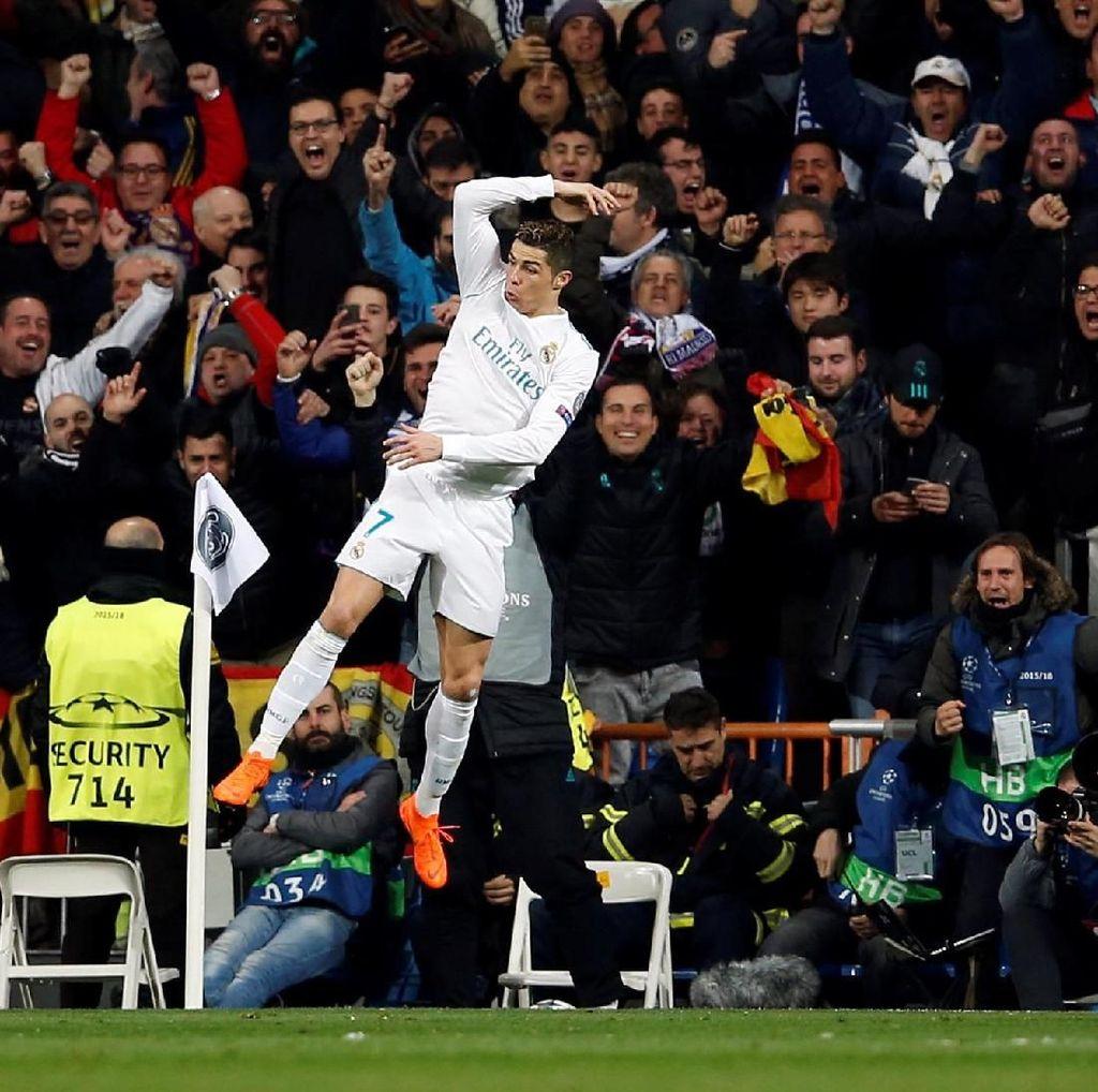 Ronaldo Minta Madrid Tetap Ganas di Kandang PSG