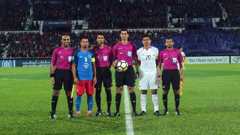 Apresiasi Bepe untuk The Jakmania yang Datang ke Johor