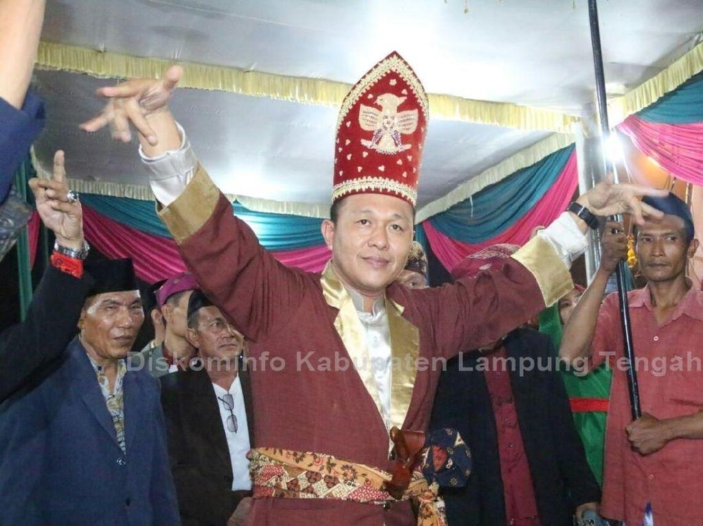 Mustafa yang Ditangkap KPK Cagub Lampung, NasDem Ikuti Aturan KPU