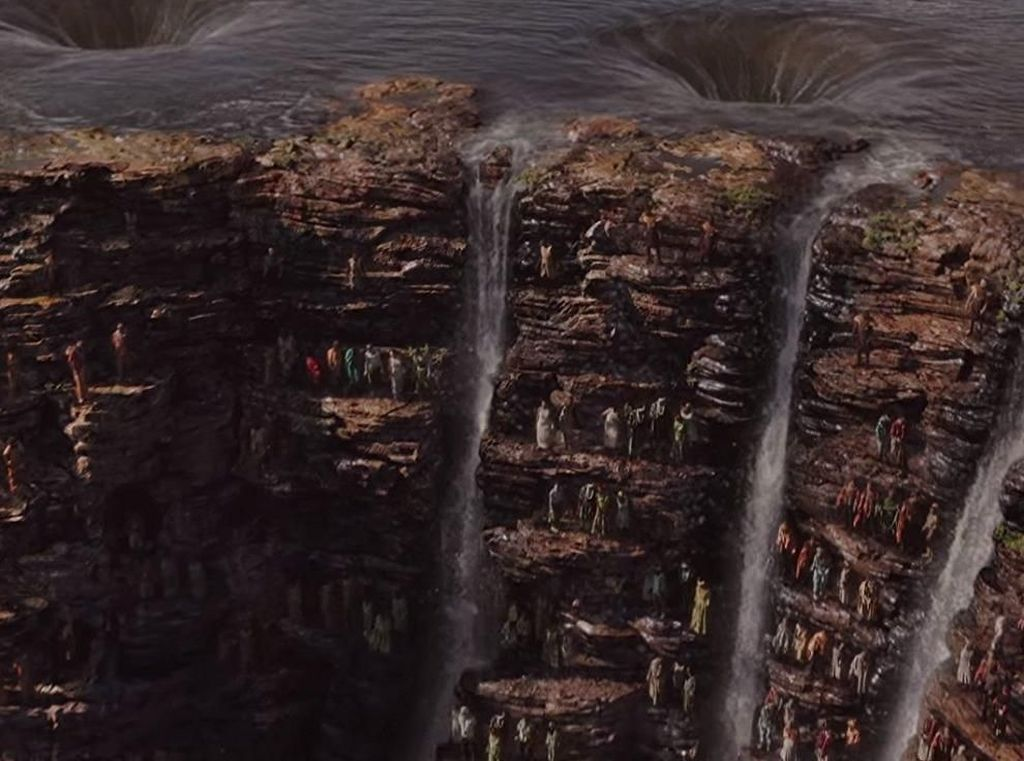 Air Terjun di Wakanda Ada di Dunia Nyata