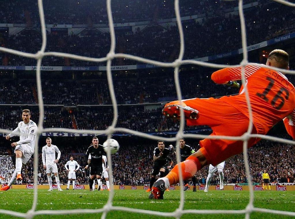 Poll Sebut Penalti Ronaldo Harusnya Diulang