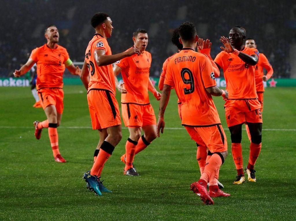 Penampilan Sempurna dari Liverpool