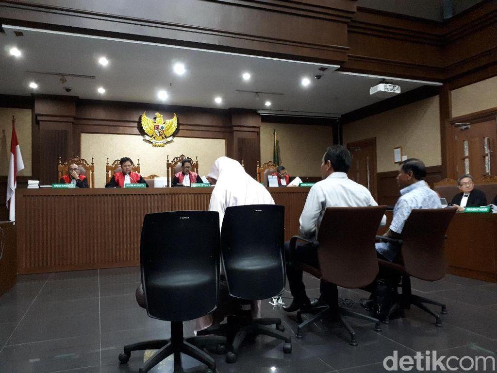 Jaksa Heran Gaji Kurir Novanto Rp 4 Juta tapi Bisa Transaksi Rp 1 M