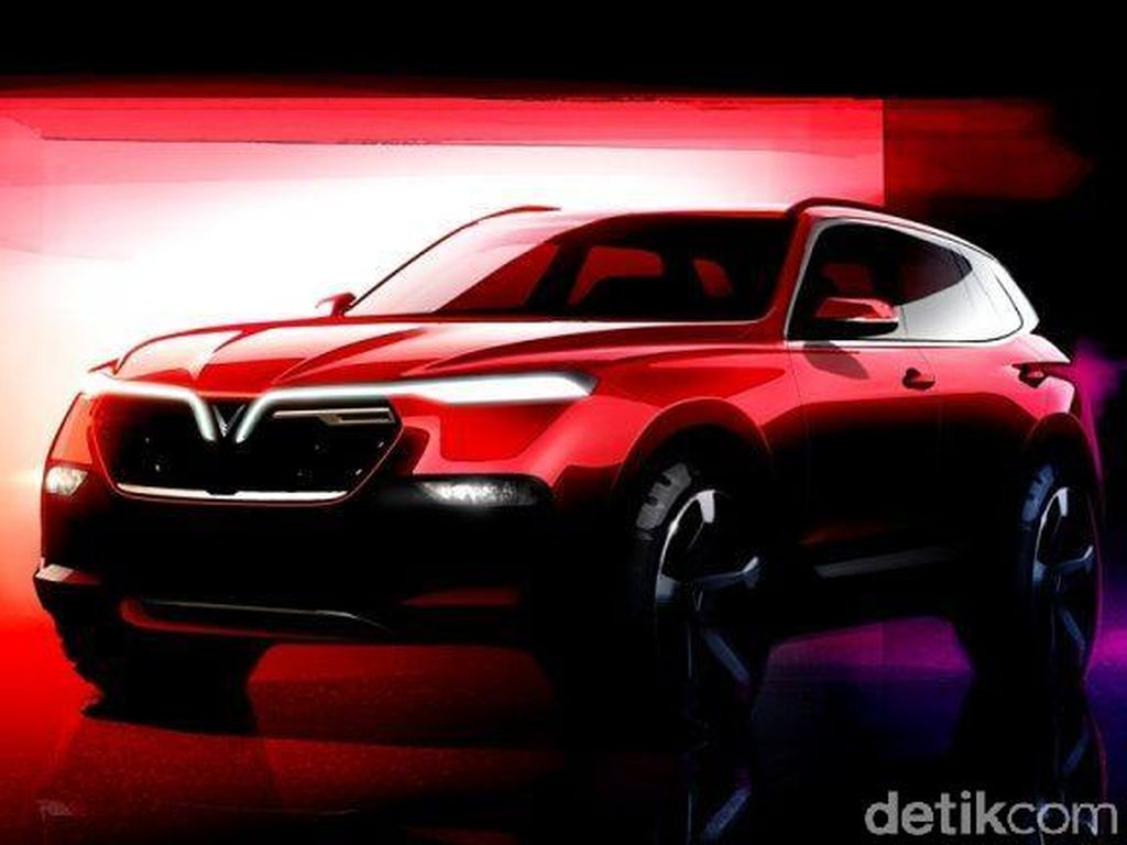 Vietnam Buat Mobil Nasional, Dirancang oleh Desainer Mobil Italia