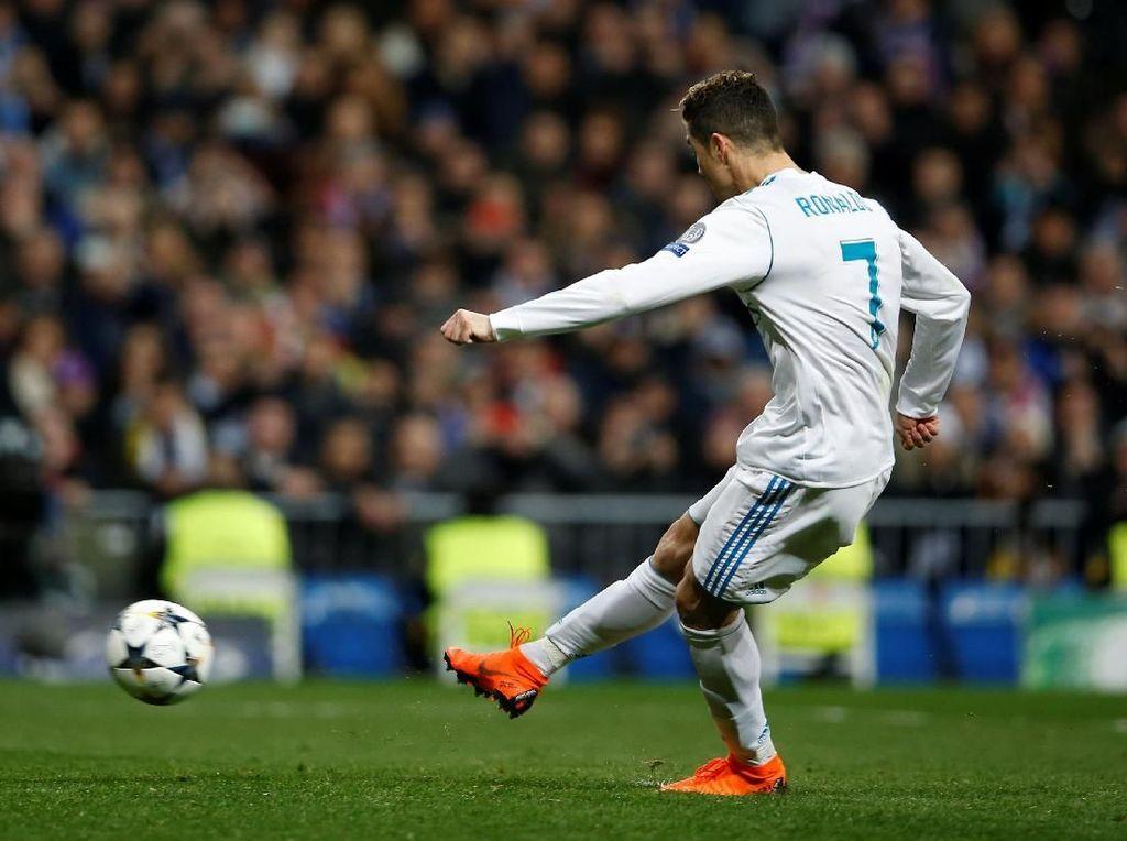 Bagaimana Ronaldo Mengeksekusi Penalti Misteriusnya?