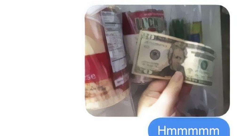 So Sweet, Ayah Kirim Uang Diam-diam Tiap Datang ke Rumah Putrinya