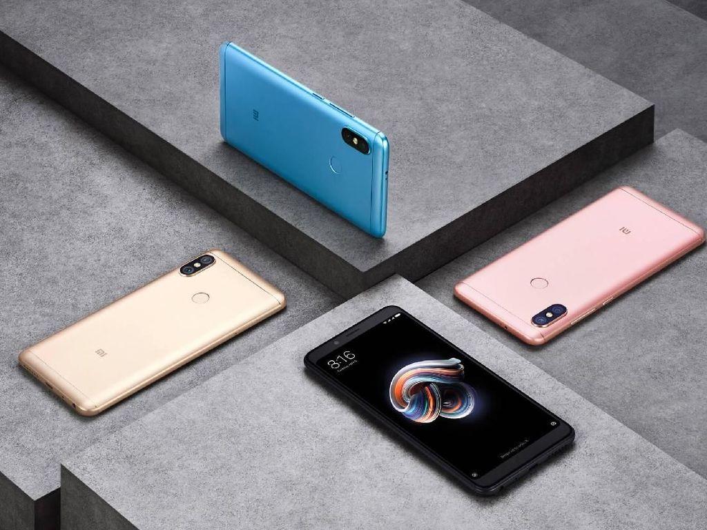 Penampilan Memikat Redmi Note 5 dan Redmi Note 5 Pro