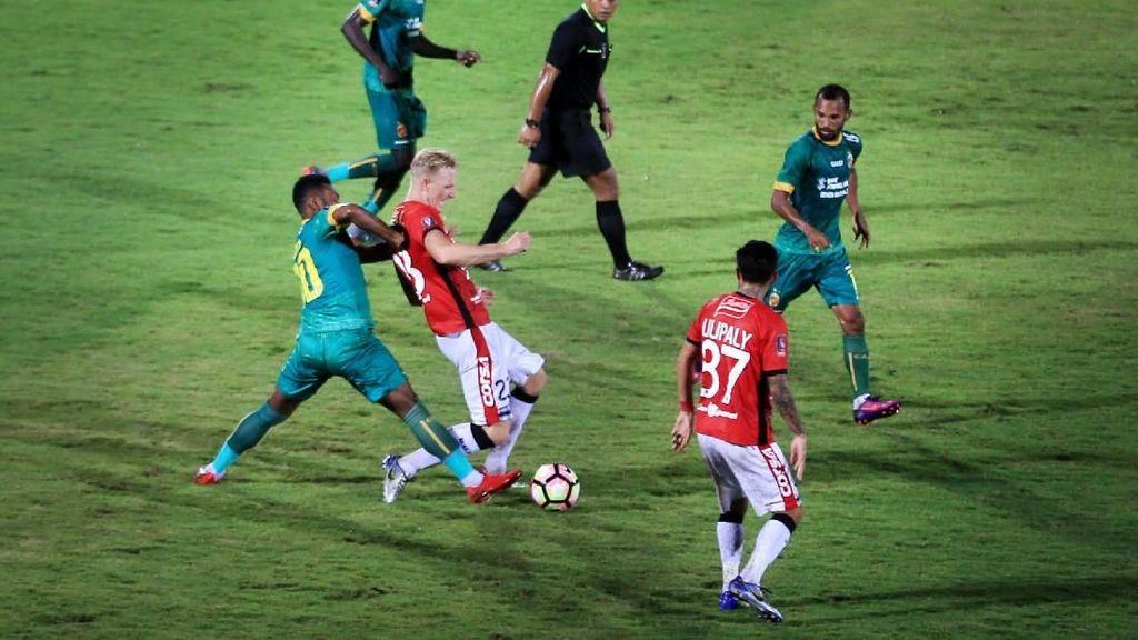 Bali United Raih Tiket ke Final Piala Presiden 2018