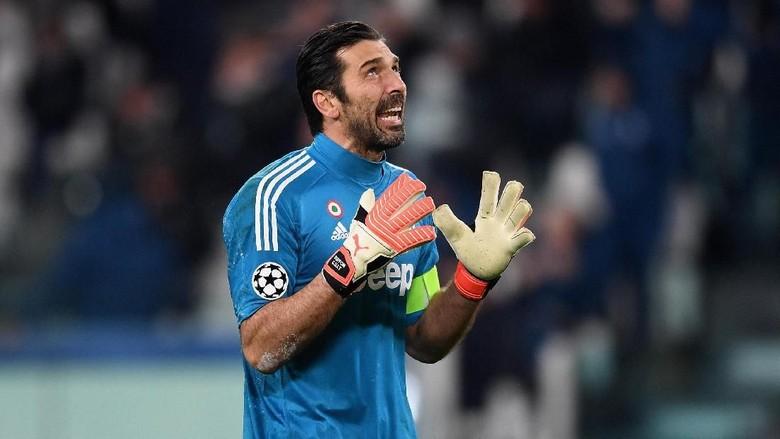 Juve Takkan Bisa Juarai Liga Champions dengan Buffon