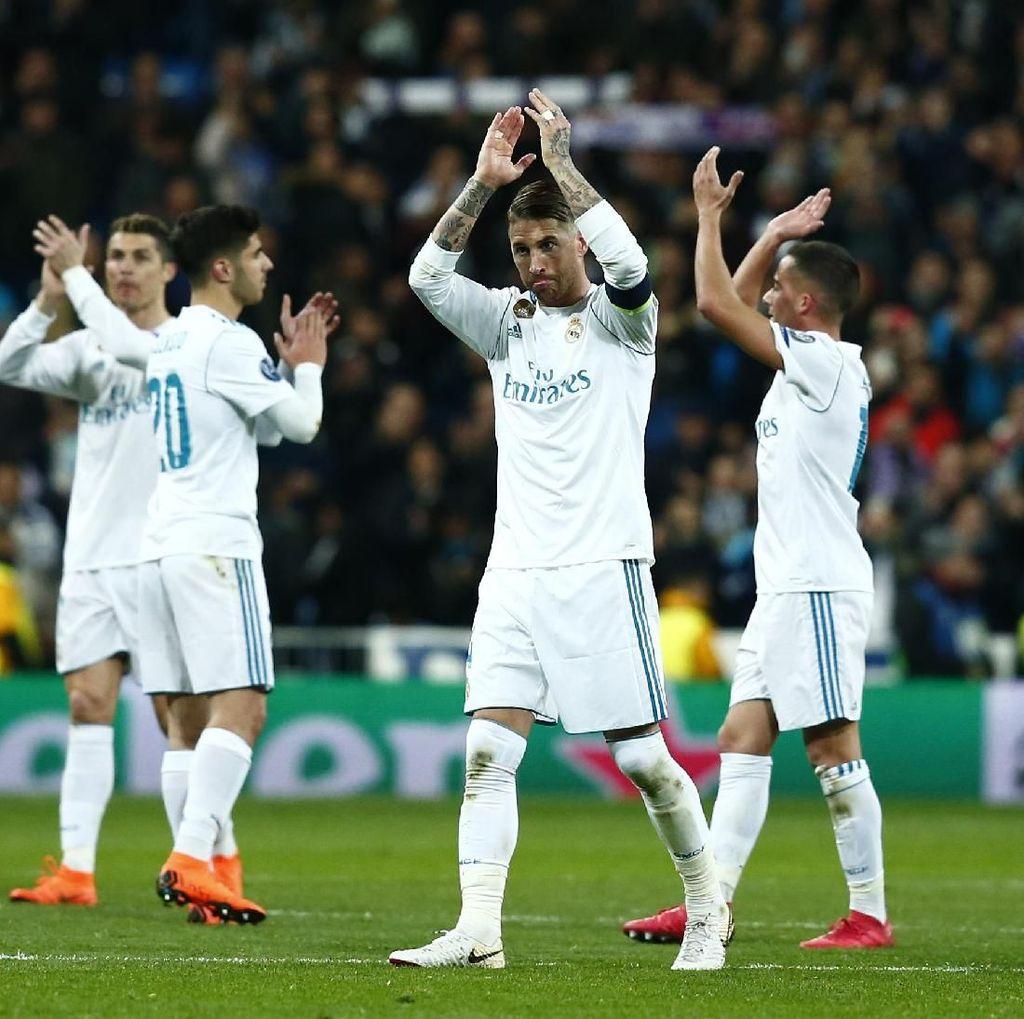 Betis Jadi Ujian Konsistensi Madrid