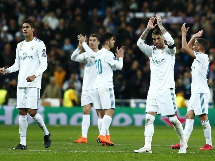 Bisakah Real Madrid menjaga konsistensi permainan di hadapan Real Betis? (Gonzalo Arroyo Moreno/Getty Images)