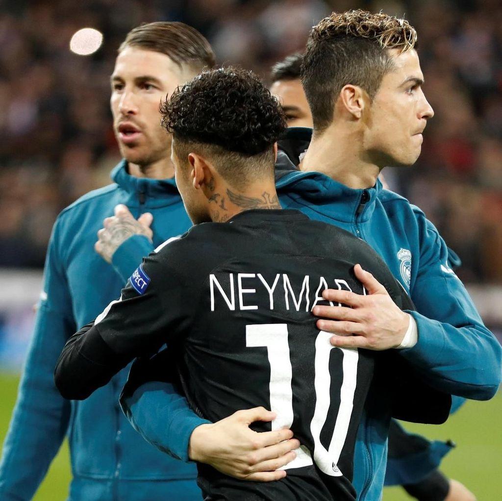 PSG Pernah Balikkan Kekalahan 1-3 dari Madrid