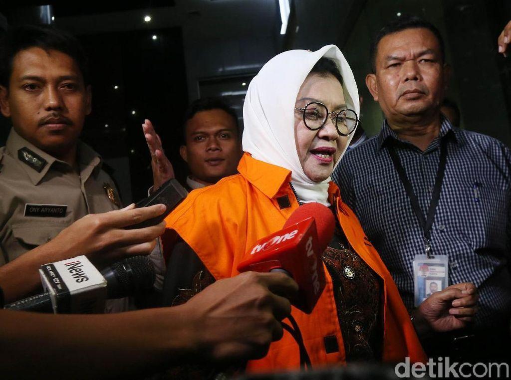 KPK Sebut Transaksi Suap Bupati Subang Sudah 8 Kali Dilakukan