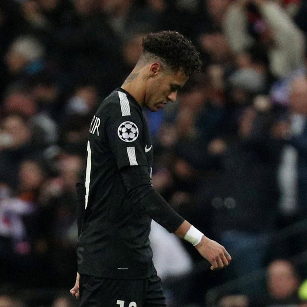 Neymar Disebut Monster, Sang Ayah Geram