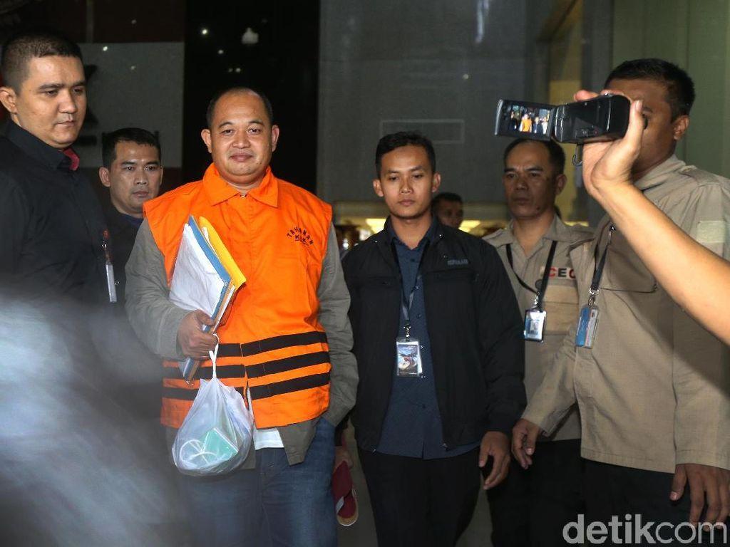 Ditahan KPK, Penyuap Bupati Subang Bawa Segepok Obat