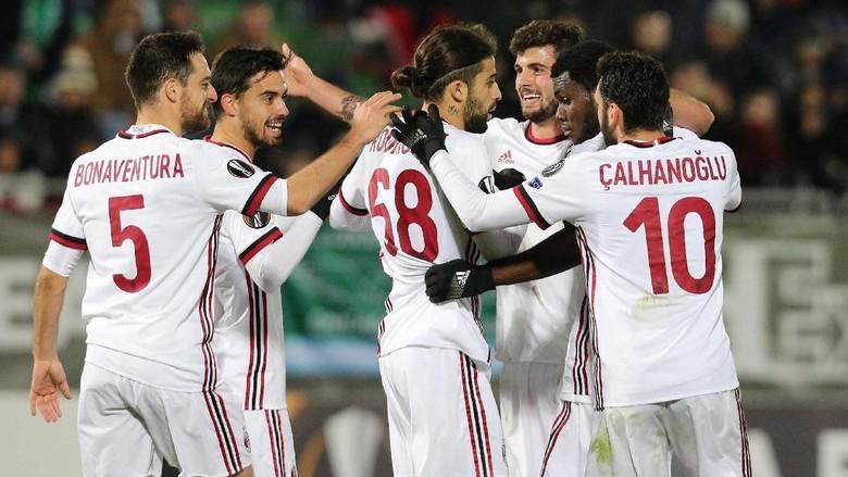 Milan Menang Telak, Gattuso: Kami Bisa Saja Lebih Bagus
