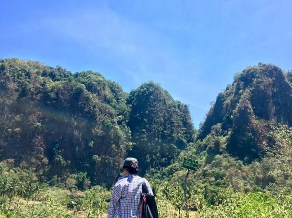 Rammang-rammang, Desa Eksotis di Balik Pegunungan Kapur Sulawesi