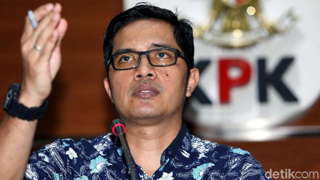 KPK Jumpa Pers Soal Kasus Suap Bupati Lampung Tengah
