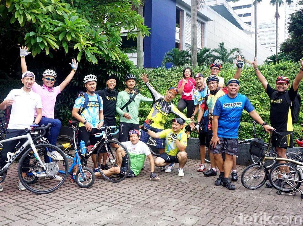 Bersepeda ke Kantor Setiap Hari, Lebih Efisien dan Lebih Sehat