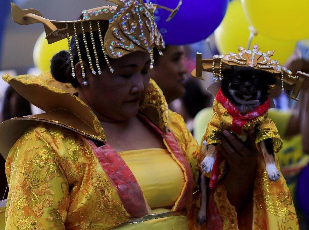 Meriahnya Perayaan Imlek di Berbagai Negara, Thailand hingga Meksiko