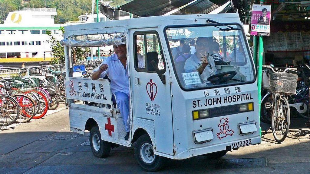 Bukan Hanya Indonesia, Hongkong Juga Punya Mobil Ndeso Lho