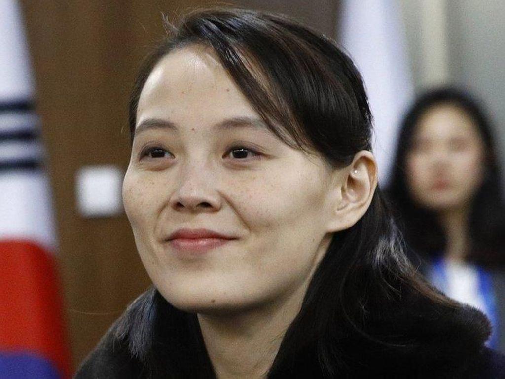 Adik Perempuan Kim Jong-Un Kecam AS Soal Kunjungan ke Asia